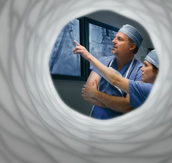 Vorteile von Covered Stents bei aortoiliakaler Verschlusskrankheit