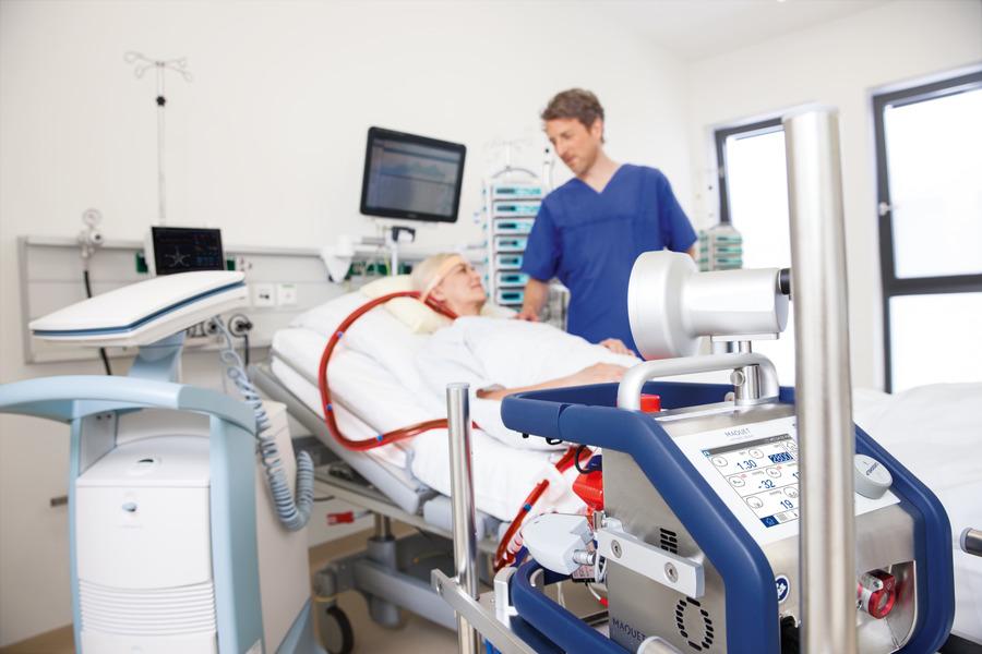 Stufentherapie im akuten Herzversagen