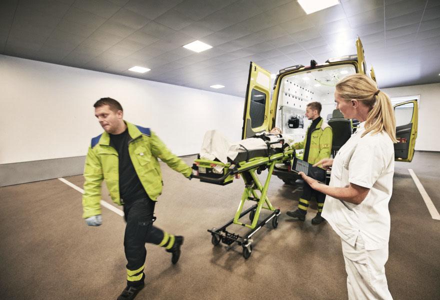 Steuern Sie Ihre Krankenhauskapazitäten schnell und effizient